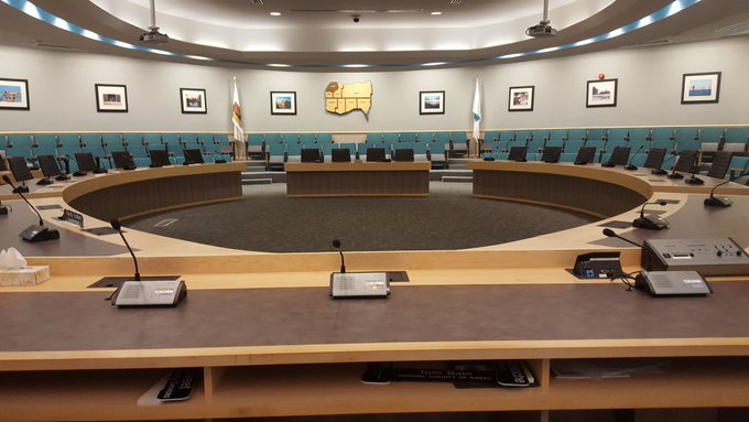 County Council Chambers