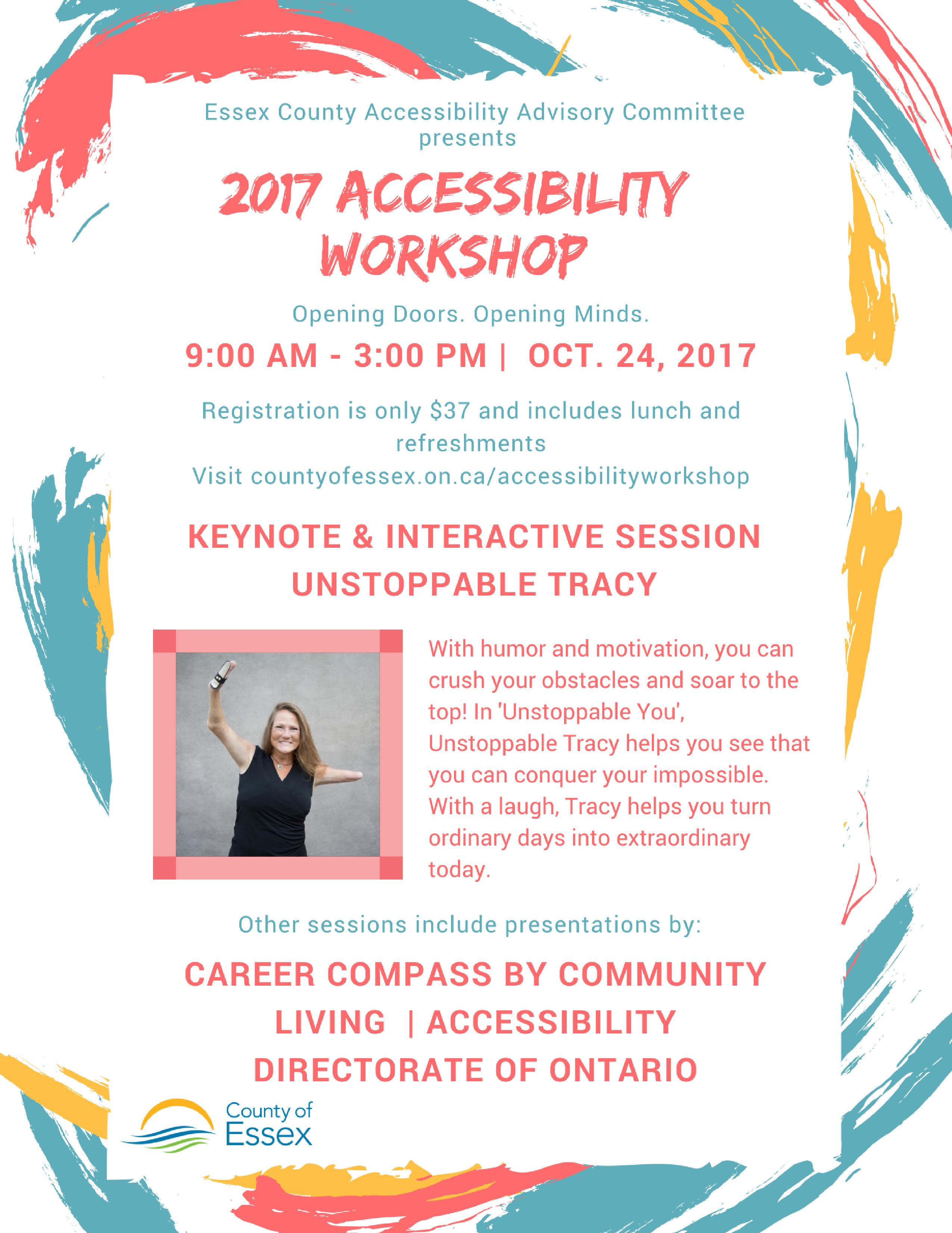 Accessibility WorkshopIMAGE