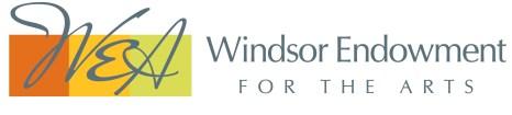 Windsor Endowment for the Arts Logo
