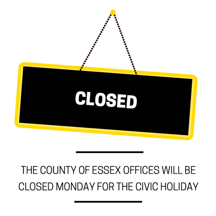 County Closed